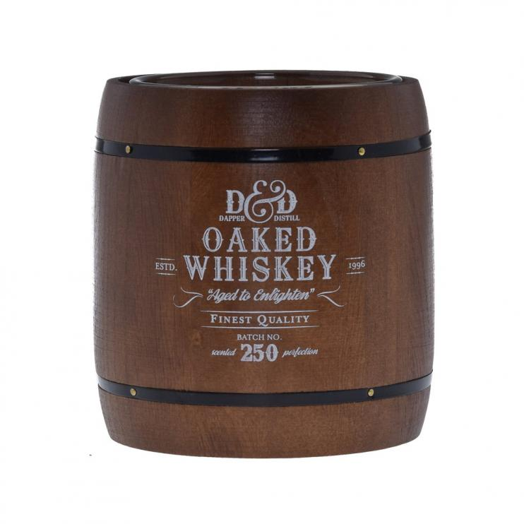 Vonná svíčka DW Home OAKED WHISKEY